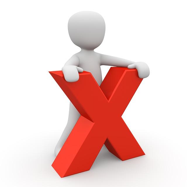 Los 3 errores que estás cometiendo y que hacen mermar la productividad de tu empresa.